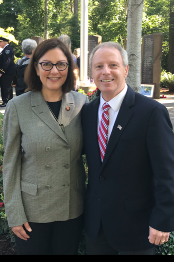 Chair Ryan with Rep Delbene