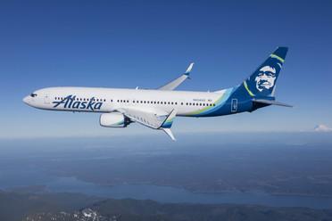 Photo of Alaska Airlines Jet