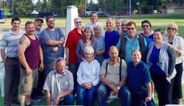 Photograph of Volunteers