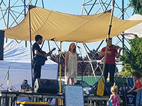 Brier Music in the Park photo