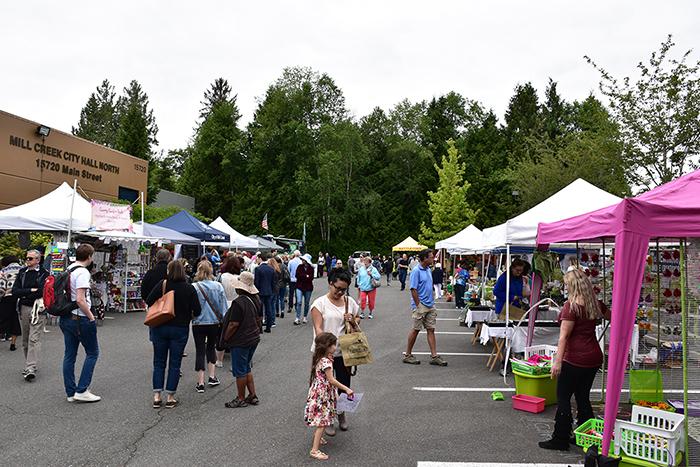 Photo of Farmers Market at Mill Creek