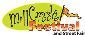 Mill Creek Festival Logo