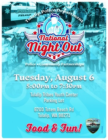 Tulalip National Night out