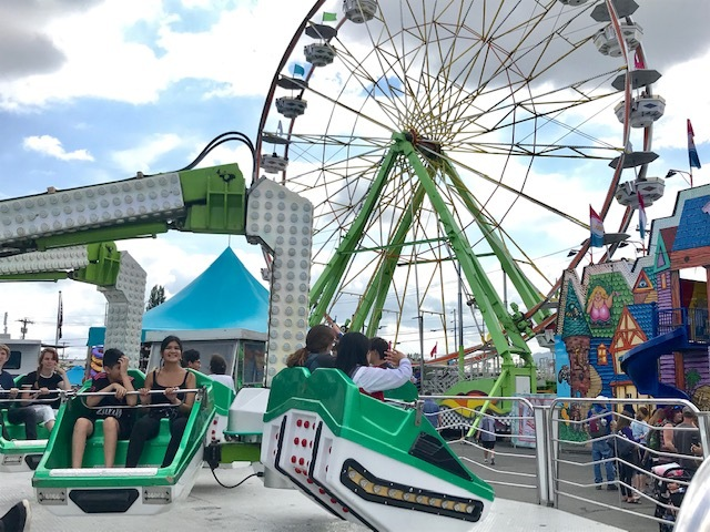 Photo of Evergreen State Fair Rides