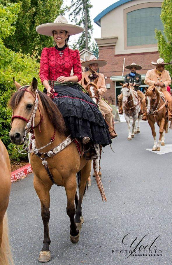 Photo from Hispanic Heritage Parade