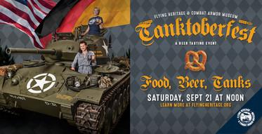 Event Banner for Tanktoberfest