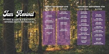 Jam Revival Music Arts Festival