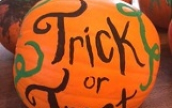 Mill Creek Teen Halloween image of Pumpkin