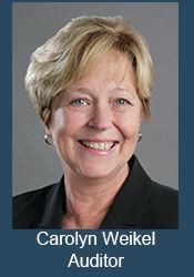 Photograph of Carolyn Weikel