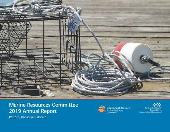 Snohomish County Marine Resources Committee - 2019 Annual Report