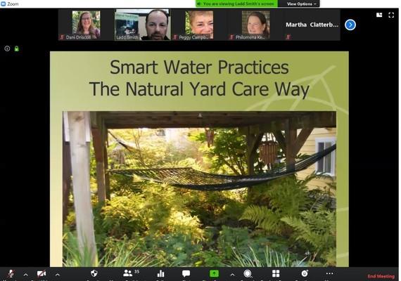 Natural Yard Care Online Workshop - Smart Watering