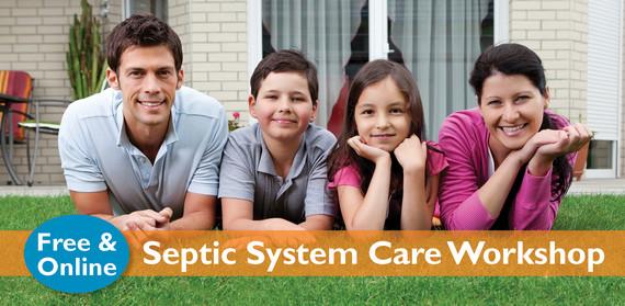 Register - Snohomish County's Septic System Care - Online Workshop