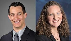 CM Megan Dunn and CM Jared Mead