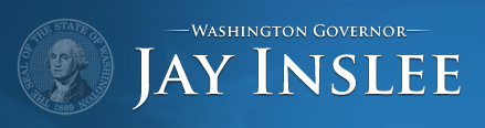 Logo for Washington Governor Jay Inslee's Office