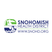 Snohomish County Health District Logo