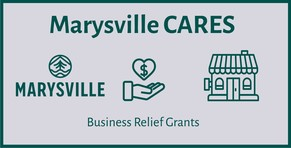 Marysville small business relief grant image