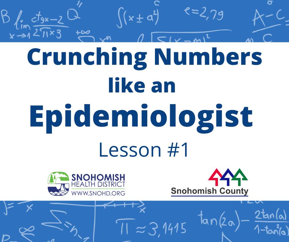"Screenshot of video ""Crunching numbers like an epidemiologist"""