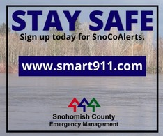 Sign up for SnoCoAlerts