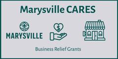 Marysville CARES business relief grants