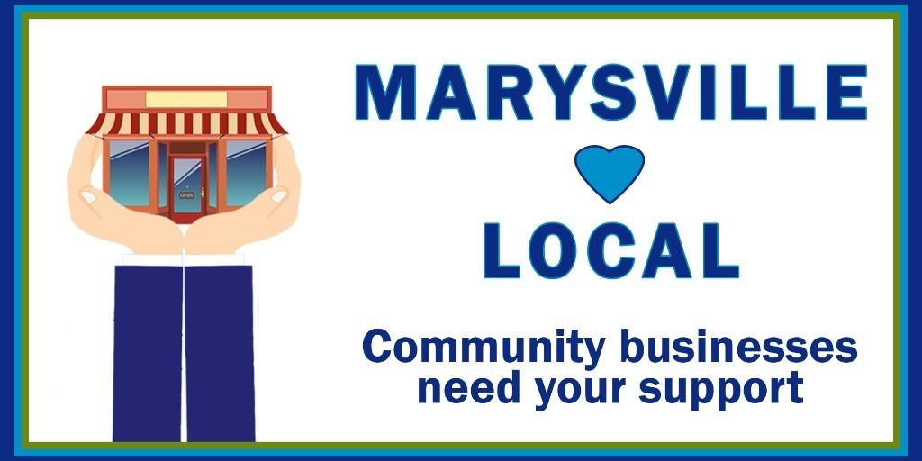 Marysville loves local