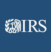 Official IRS square logo