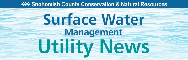 Conservation and Natural Resources, Surface Water Management - Utility News header