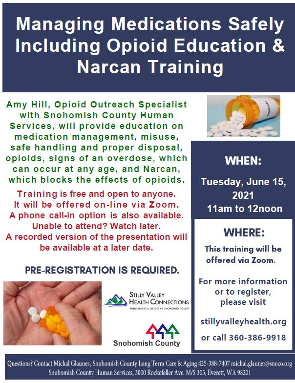 Opioid outreach flyer 6-15-21