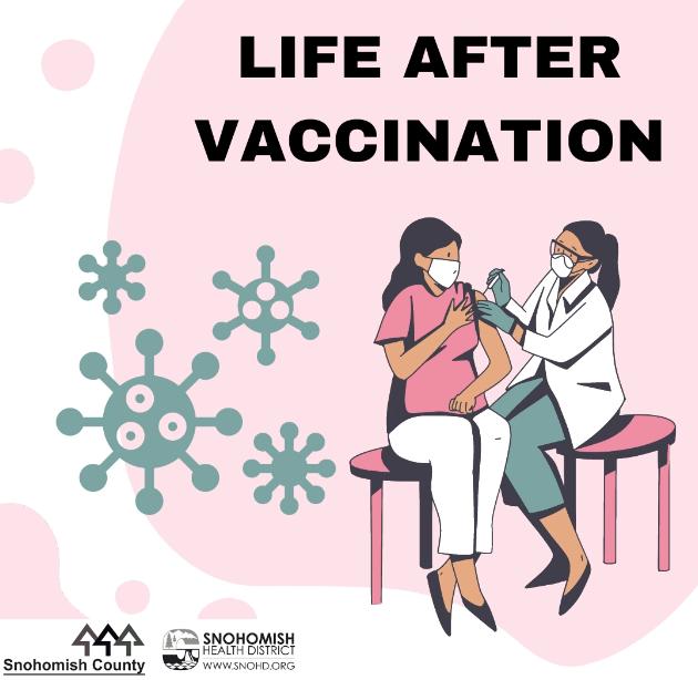 Life after vaccination screengrab