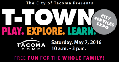 t-town expo flyer