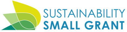 Sustainability Small Grant
