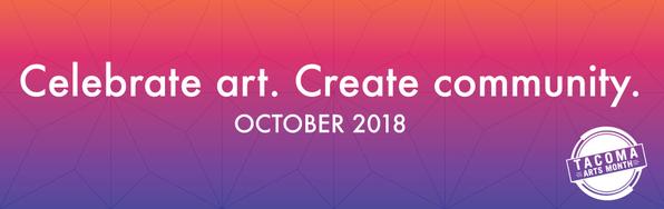 Tacoma Arts Month 2018