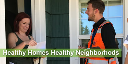 Healthy Homes Healthy Neighborhoods