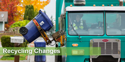 Recycling Changes