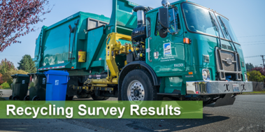 Recycling Survey Results