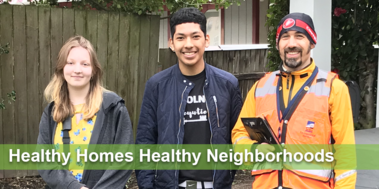 Healthy Homes Healthy Neighborhoods Team