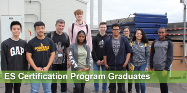 ES Certification Graduates