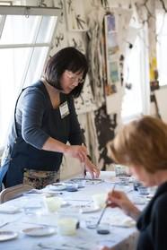 2017 Studio Tour Lois Yoshida
