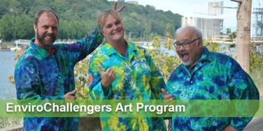 EnviroChallengers Art Program