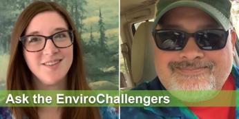 Ask the EnviroChallengers