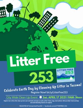 litter free 253