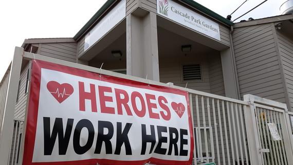 Heros Work Here