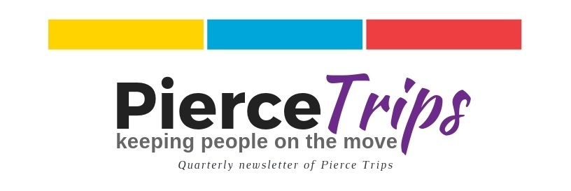 Pierce Trips Newsletter Banner