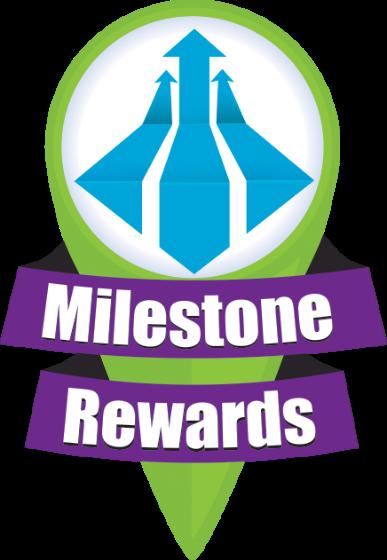 Milestone Rewards Logo