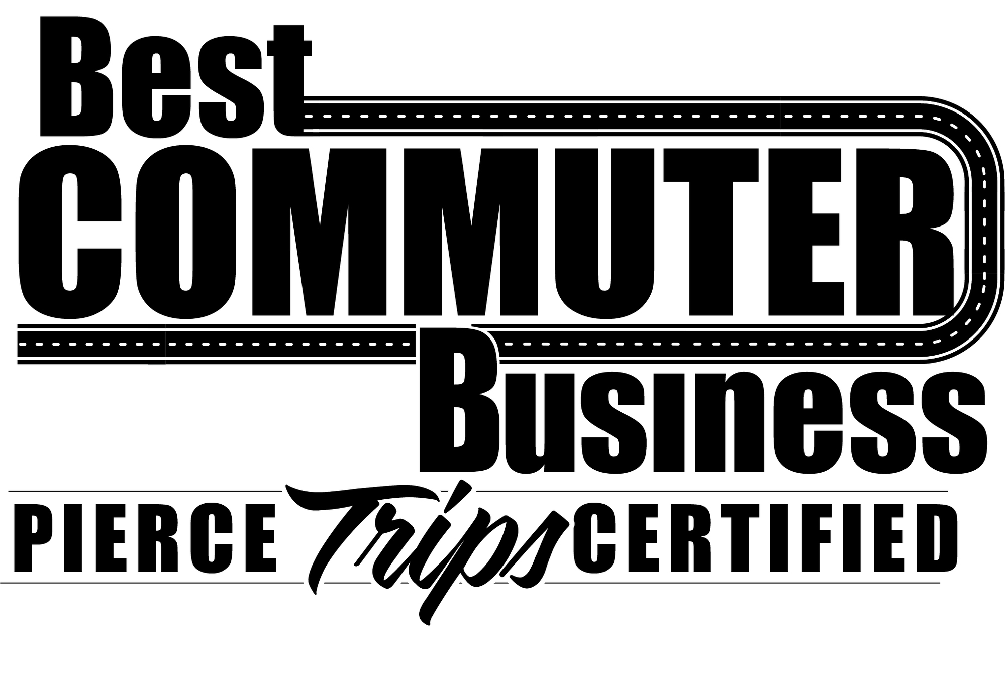 Best Commuter Business Logo