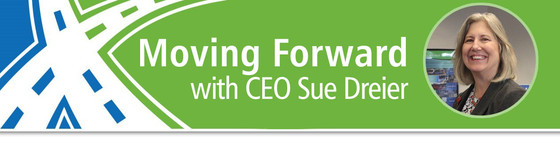 Moving Forward with CEO