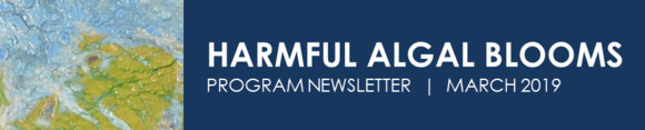 Harmful Algal Blooms Newsletter Header