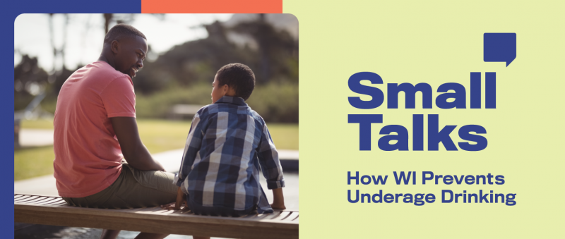 small talks banner