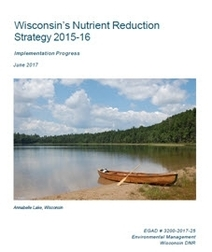 WI Nutrient Reduction Strategy Report
