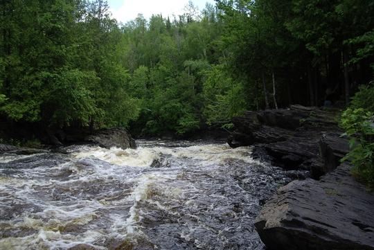 La Salle Falls