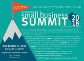 Gov Small Business Summit 2018